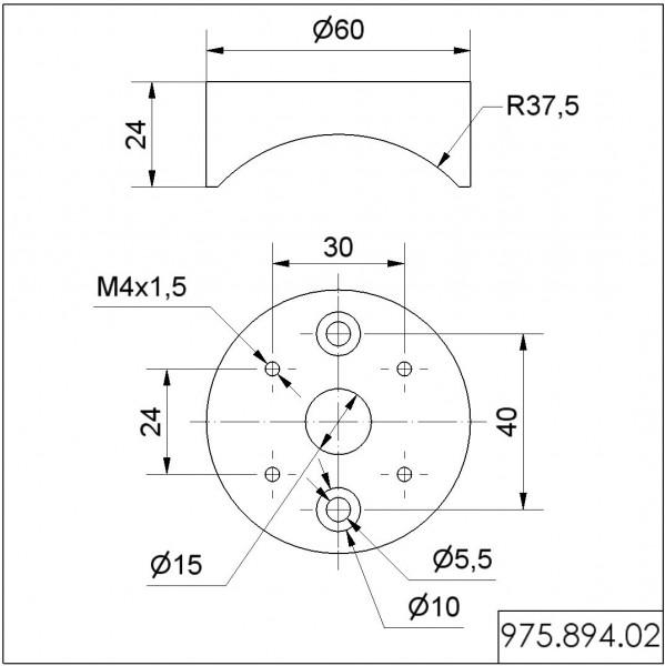 Rohradapter BK