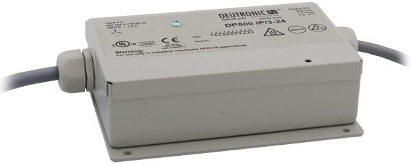 DP500IP-12 IP-Netzteil 12VDC/40A, 500W, IP67 Stromversorgung