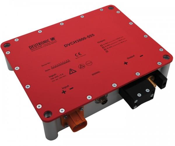 DVCH3000-555-28, Gleichspannungswandler für Hybrid- und E-Fahrzeuge, 101345