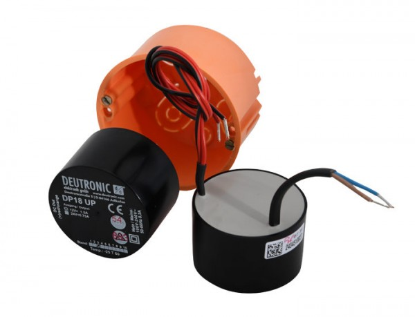 DP18UP-24 Unterputznetzteil 24VDC/0,75A