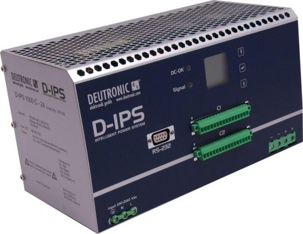 D-IPS1000C-24 steuerbare Stromversorgung, 0-30VDC, 40A, 1000 Watt