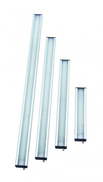 LED Arbeitsplatzleuchte, 10823, AL-48-S, Schrempp, Ausführung Steckbar M12, 24VDC, 5.700K