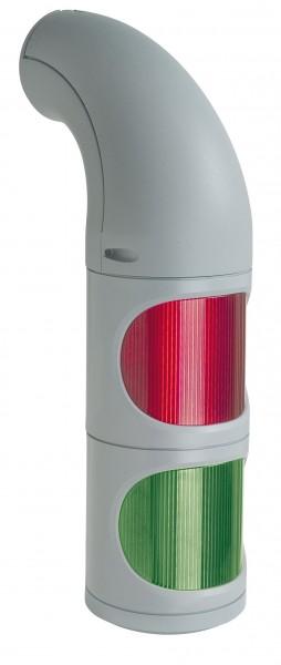 LED-Dauerleuchte WM 115-230VAC GN/RD